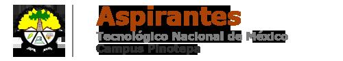 Aspirantes TecNM Campus Pinotepa Logo